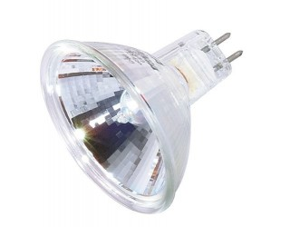 KOR K25353 - 20MR16/12V/FL/BAB - Halogen - BAB - 20 Watt - 12 Volt - Flood - MR16 - 2-Pin (GU5.3) - Cover Glass - 2,850 Kelvin (Warm White)