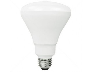 TCP - LED10BR30D30K - 10 Watt - 120 Volt - Dimmable LED - BR30 - Medium (E26) - Halogen White - 3,000 Kelvin