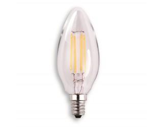 Goodlite G-83370 - C35/5/LED/D/27K - LED - 5 Watt (60 Watt Equivalent) - 120 Volt - C35 - Candelabra (E12) - Dimmable - 2,700 Kelvin (Warm White)
