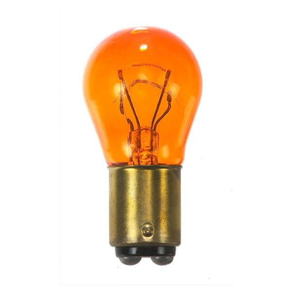 Satco s6958 1157na 12 8v 26 9 8 3w bay15d miniature for Lampen 8v 3w
