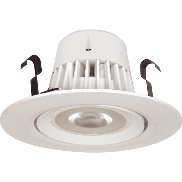 s9116 led recessed downlight retrofit fixture 9 watt 120 volt